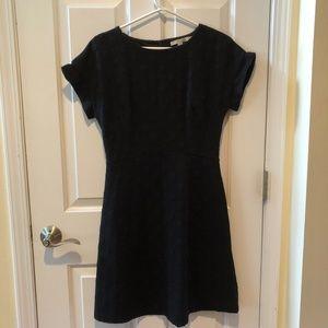 Boden Black Polka Dot Dress